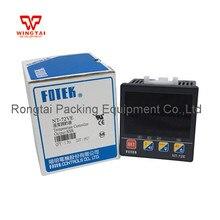 Online Sales Taiwan Fotek PID + Fuzzy Intelligent Temperature Controller NT-72VE taiwan intelligent temperature controller fotek mt72 r