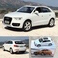 Завод оригинальное 1:32 Audi Q3 автомобилей сплава автомобиля игрушечного автомобиля модель Имитационной Модели Дверь Открытой Diecast Дети Игрушка Автомобиль