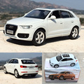 factory original 1:32 Audi Q3 vehicles alloy car toy car model Simulation Models Door Open Diecast Children Toy Car