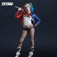Crazy Toys JOKER Suicide Squad X Dutch ACT Team Harleen Quinzel Harley Quinn Batman Deadshot PVC