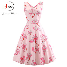 3f53d9edad4f1 Buy vintage pink dress and get free shipping on AliExpress.com