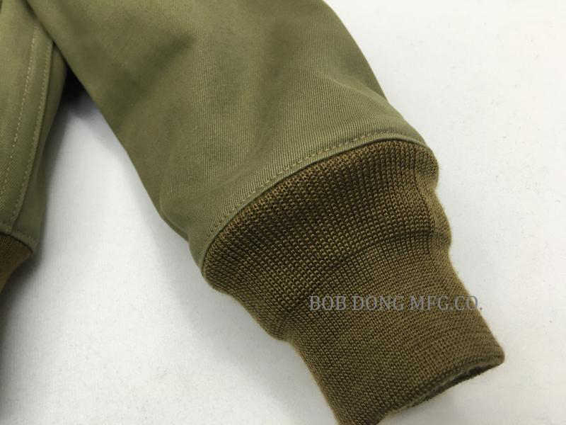 a59c3fc3e Bob Dong Fury Tanker Patch Jacket Men's Vintage US Army Military Winter  Wool Coat