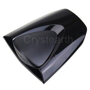 Image 2 - עבור הונדה CBR600RR 2007 2008 2009 2010 2011 2012 CBR 600RR אופנוע שחור אדום כחול מושב אחורי Fairing כיסוי ברדס זנב כיסוי