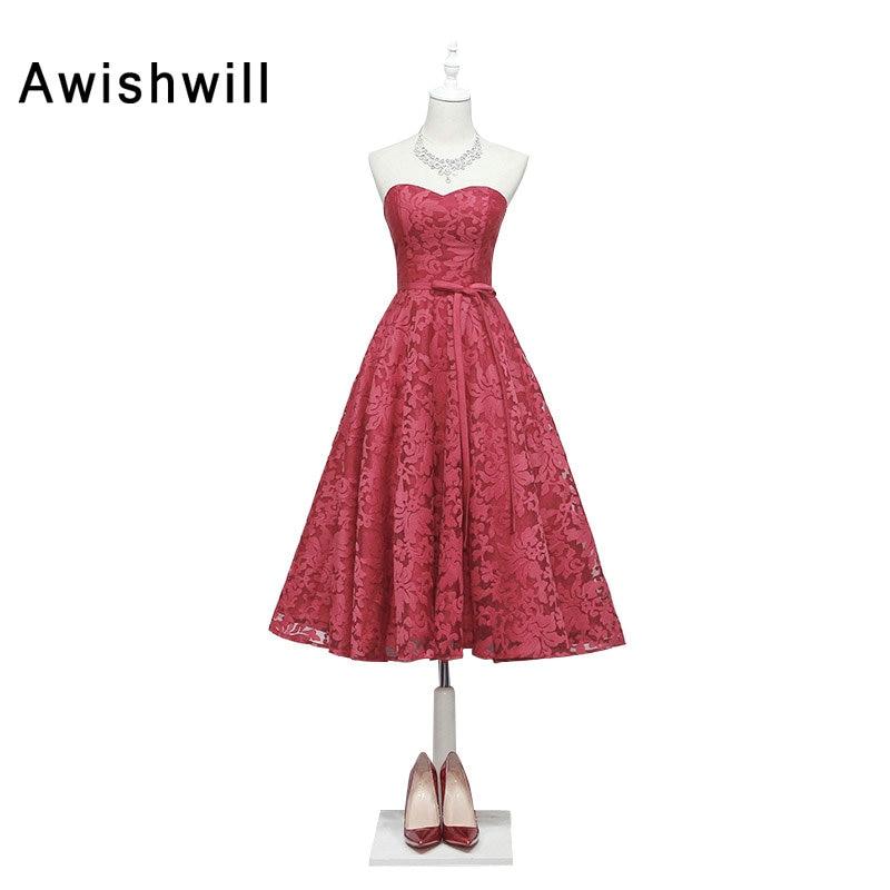 Robe Soiree Longue Femme Enkel Design Korsett Tillbaka A-Line Röd Snörparti Formella Långa Klänningar Billiga Eleganta Korta Klänningar