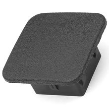 2 дюйма внедорожных транспортных средств квадратным носком Защитная крышка фаркоп резиновые ставки крышка шар для трейлера Пластик крышка
