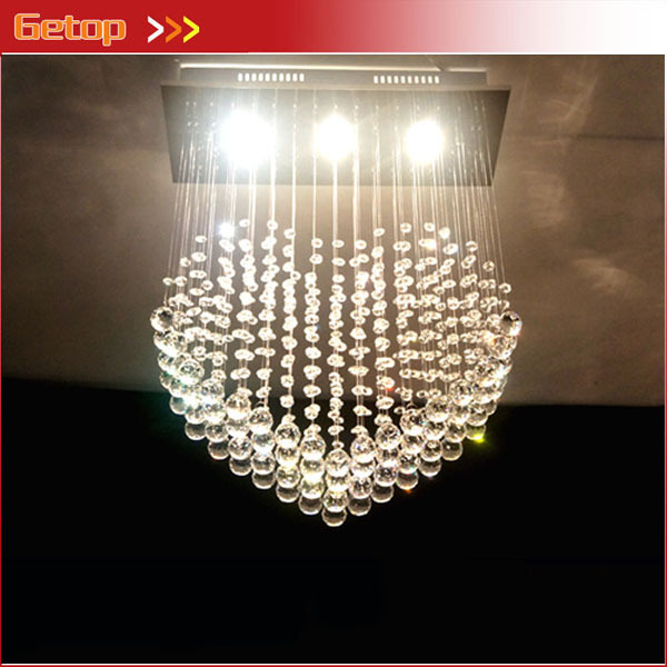 US $146.94 7% OFF|Beste Preis herzförmigen K9 Kristall lampen Romantische  Herz Kristall Kronleuchter Schlafzimmer Lampe Leuchtet Draht Hängen Lichter  ...