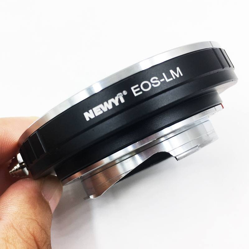 Image 5 - Newyi Ef Lm Adapter For Canon Eos Ef Lens To Leica M M9 With for Techart Lm Ea7Ii camera Lens Converter Adapter Ring-in Lens Adapter from Consumer Electronics