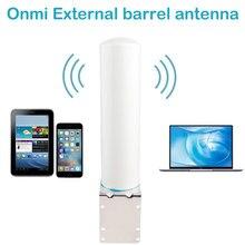 20 ~ 25dBI 4G anten 3G 4G açık Antenne 4G modem anten GSM antenne harici anten mobil sinyal güçlendirici için yönlendirici modem