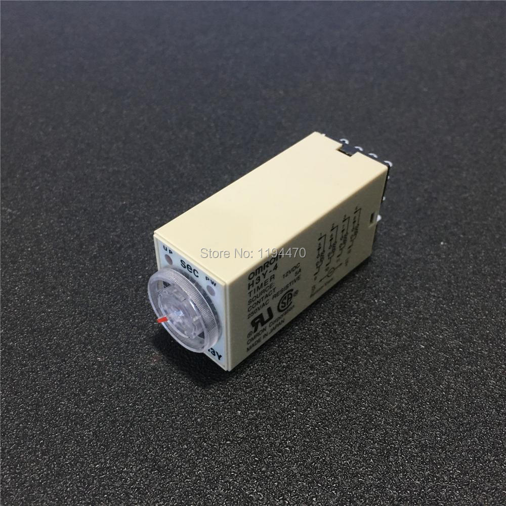 1pcs JQX-14FC 1Z 12VDC Coil 10A 220VAC 30VDC Electromagnetic Relay 5 Pin SPDT