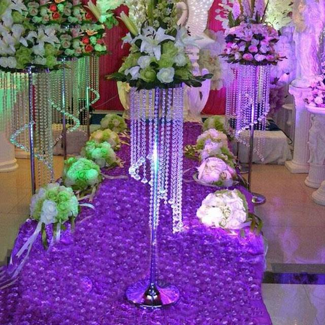 Wedding Pathway Walkway Aisle Decorations Table Centerpiece 110cm
