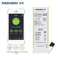 NOHON 5G 3.8 V Batterij Past voor iPhone 5 Ion Batterij Vervanging 1590 mAh Grote Capaciteit met Gereedschap Kit Set