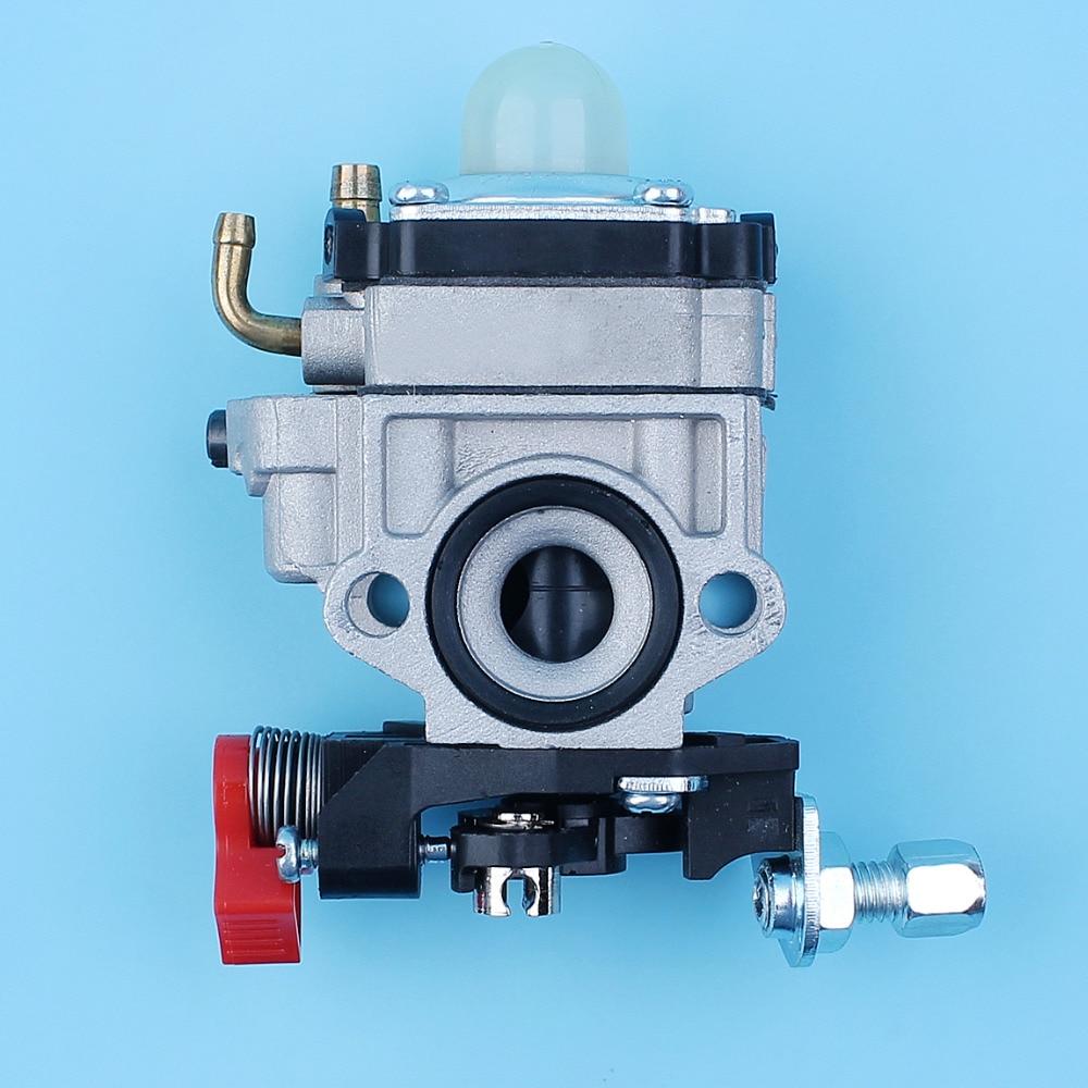 carburateur carby assemblage pour kawasaki th23 th26 th34 kaaz oleo mac bv162 23cc 25cc 26cc tondeuse 33cc 35cc souffleur tondeuse cutter