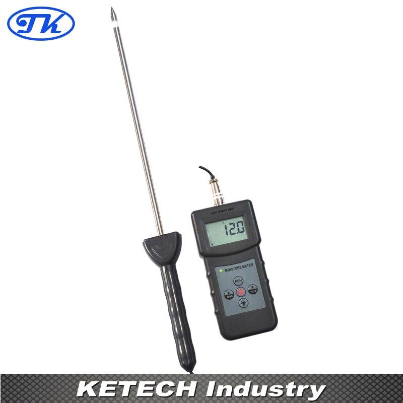 цена на Portable Cement Soil Moisture Meter PMS710