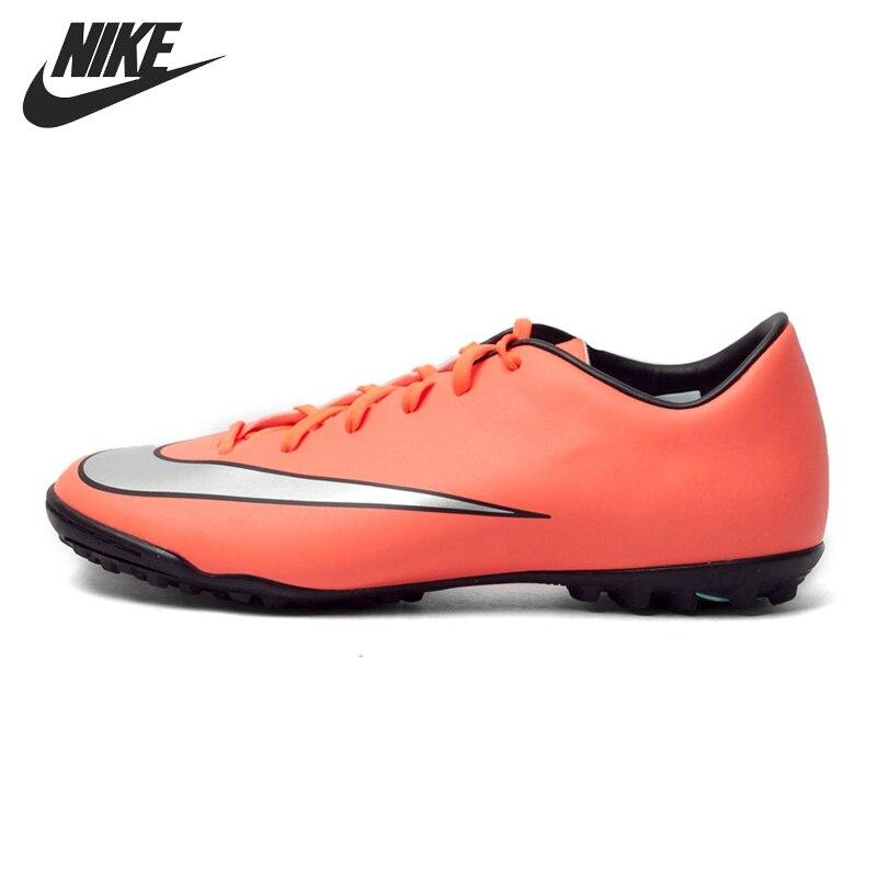 Оригинальное новое поступление Nike Mercurial Виктори V TF Мужская футбольная обувь кроссовки