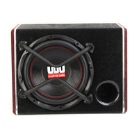 1200W Car Subwoofer Audio Active Sub Woofers Auto Car Sub Woofers Vehicle High Power Amplifier Speaker