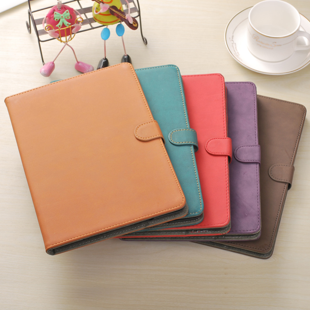 For iPad Pro 12.9 inch Case Retro Book Foilio Magnetic Sleep/Wake UP Leather Case for Apple Ipad Pro 12.9inch A1584 A1652