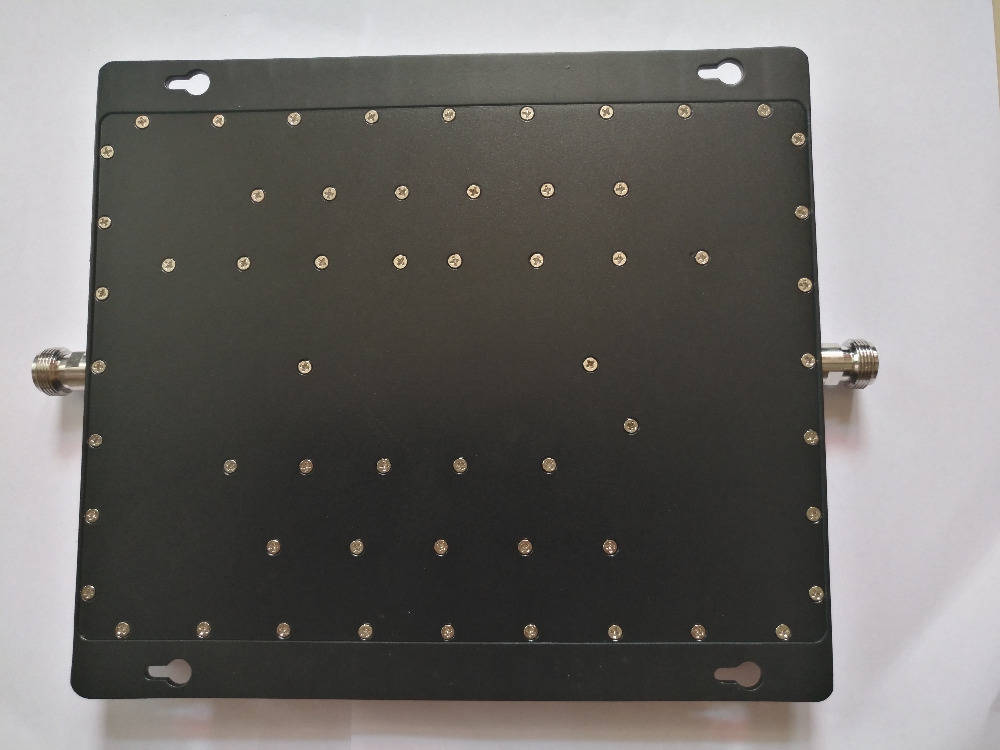 70dB Gain 20dBm GSM 900 mhz DCS 1800 mhz WCDMA 2100 mhz répéteur Tri bande amplificateur de Signal cellulaire amplificateur UMTS 3G 4G LTE 1800 mhz - 3
