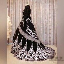 FF14 Костюм Final Fantasy XIV свадебное платье Косплей Костюм Оригинальное платье с вышивкой на заказ/размер