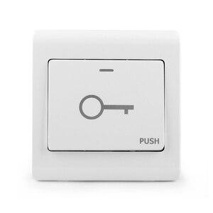 Image 5 - 7 wired צבע וידאו דלת טלפון אינטרקום מערכת ערכת סט עם חיצוני יחידה RFID כרטיס קורא וידאו פעמון IR מצלמה + כוח
