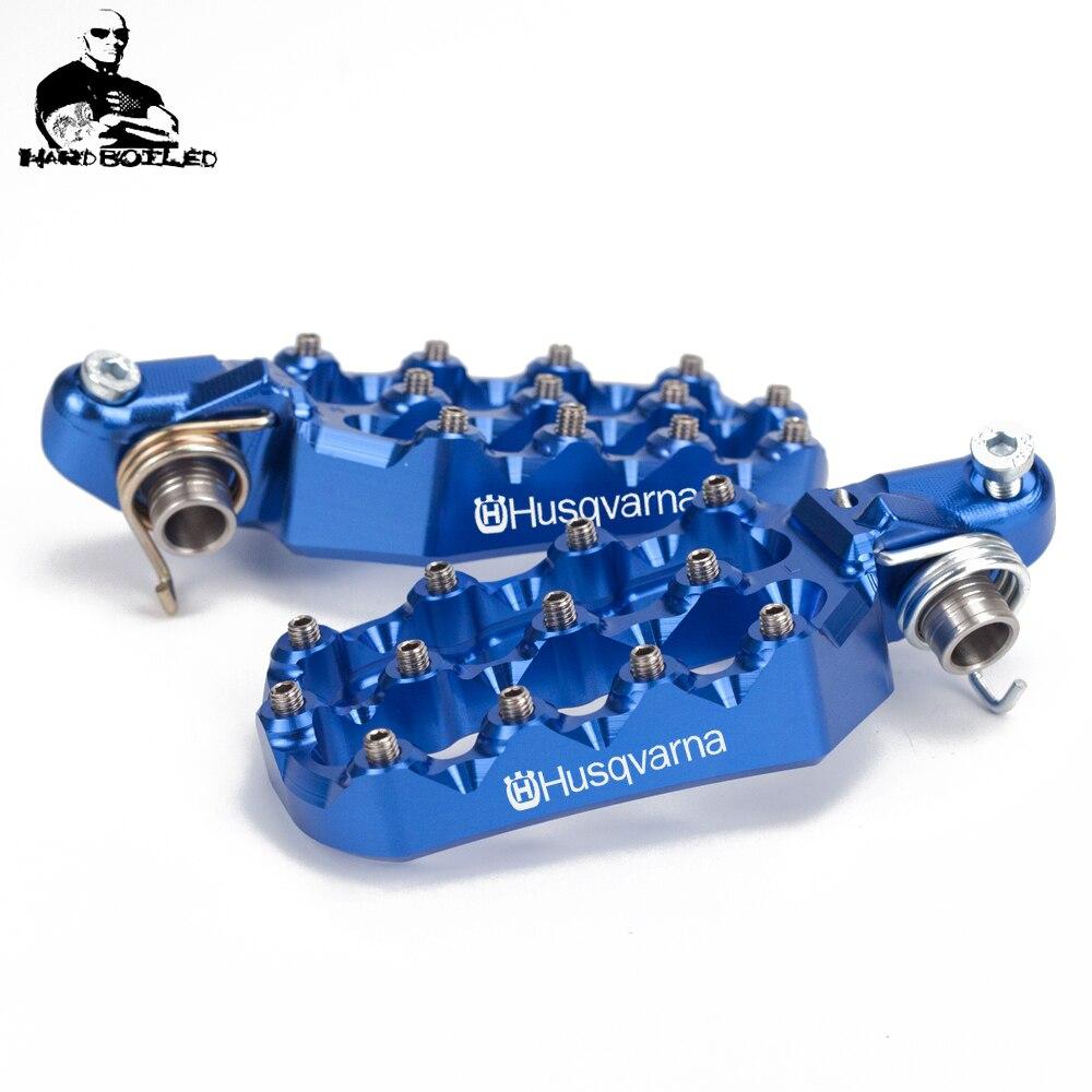 1 Pair  Footpeg Footrest Pins For Husqvarna TC125 TC250 TE125 TE150 TE250 TE300