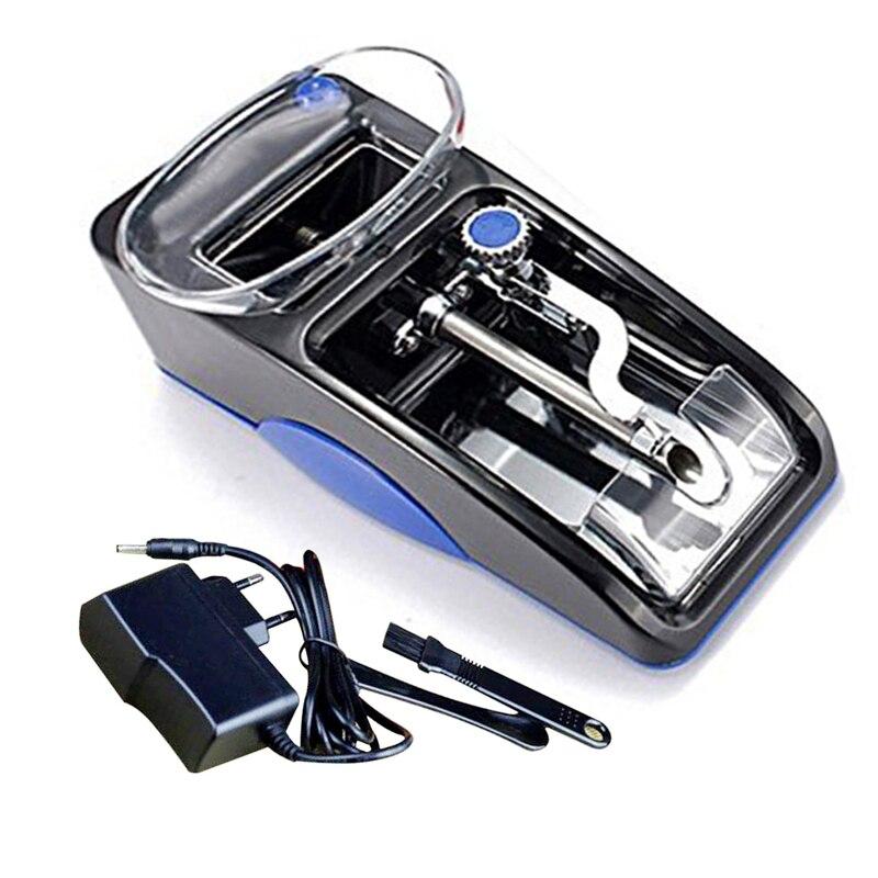 Neue Automatische Machen Drehmaschine Tabak Elektronische Injektor Maker Roller DIY Rauchen Werkzeug Elektrische Zigarette Maschine