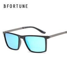 BFORTUNE Moda gafas de Sol Polarizadas de Los Hombres Diseñador de la Marca Gafas de Sol Retro Shades UV400 Gafas De Sol Gafas Masculino Lunettes