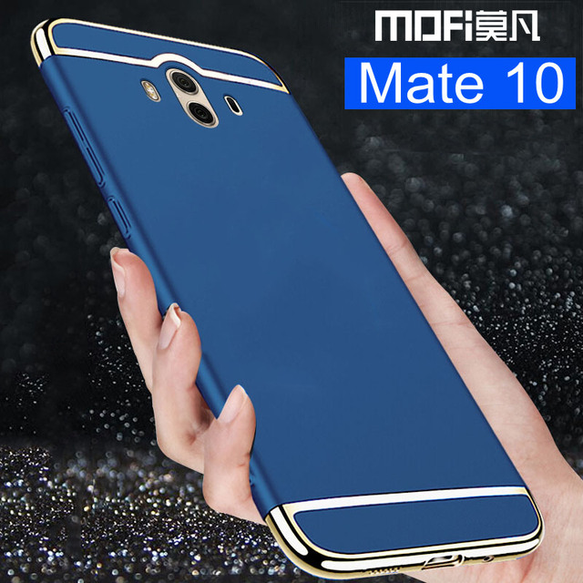 Huawei mate 10 case Huawei mate10 back cover hard protect luxury capas...