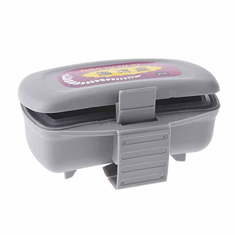 76a8514337cf Fishing Lure Tackle Box Fish Baits Storage Plastic Fishing Box for  Earthworm Worm Storage Case Organizer