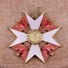 Орден Красной медаль с орлом Пруссии значок