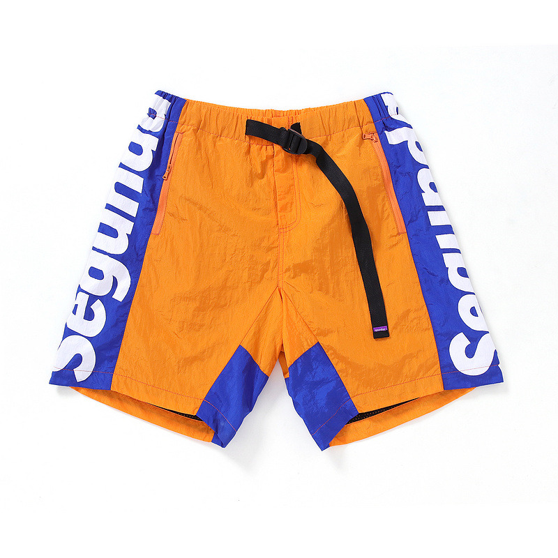 Latest Collection Of Youthcodes Kanye West Segunda Shorts Men Thin Breathable Slim Justin Bieber Shorts Purpose Tour Fog Beach Summer Harem Vintage Pleasant In After-Taste Men's Clothing