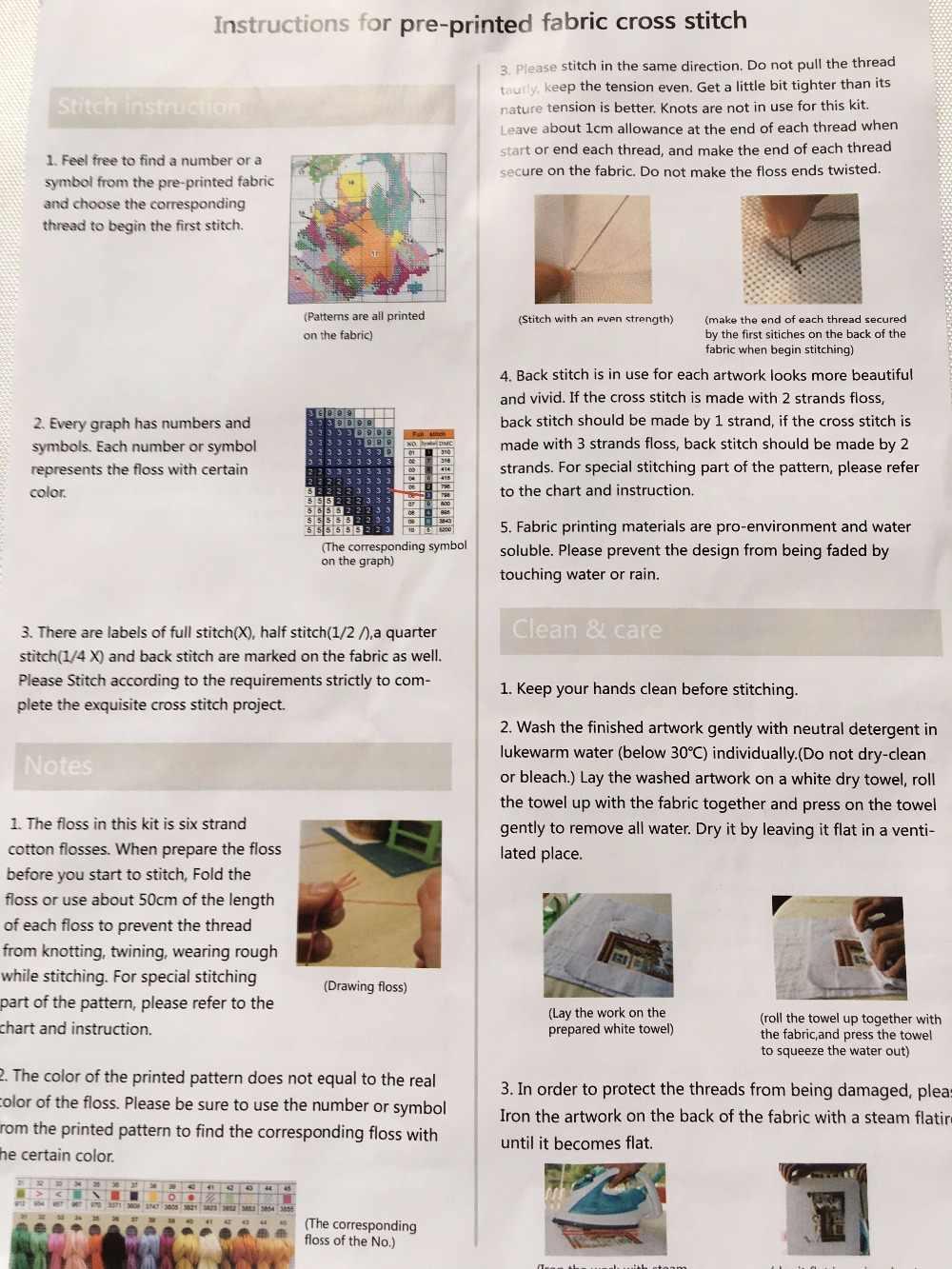 30*25Cm Handwerken Set Vol Borduurwerk Kit, populaire Telpatroon Bijna Perfect 3 Engeltjes Verf Muur Decor