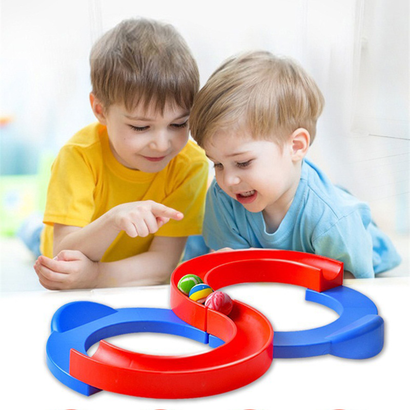 Hot Funny Parent-Child Interaction Toy 88 Track Ball Toys Children Sense Training Toy For Kindergarten Kids Educational Toy Gift