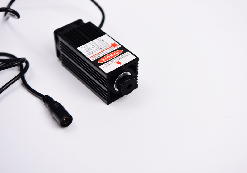 2,5 W luz azul diodo del módulo del Laser para el tubo del Laser máquina de grabado de alta potencia 2500 MW 450nm enfocable energía suministro