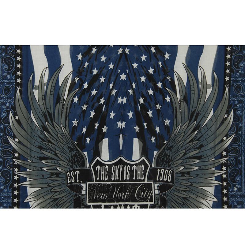 Big Bike Bird Rider Scarf | Lightweight Scarves