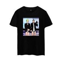 Grammy Awards Best Pop Band Twenty One Pilots T Shirt Summer Cotton Short Sleeve Rock Band 21 Pilots T-Shirt Tops Plus Size 4XL