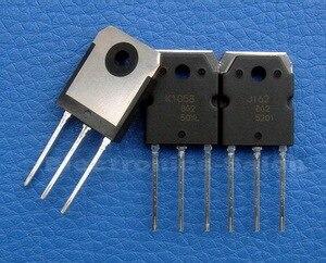 Image 1 - (12 ピース/ロット) 2SJ162 & 2SK1058 オリジナル MOSFET J162 K1058.