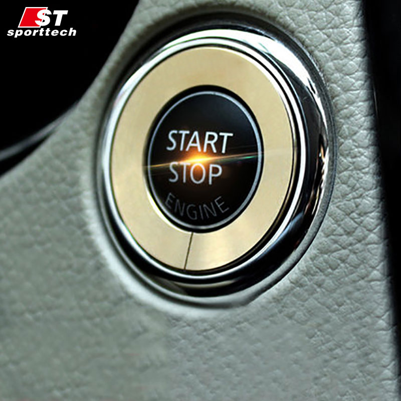 Car Styling Ignition Switch Decoration Stickers For Nissan Ignition Key Ring Key Hole Cover For Nissan X-Trail Rogue Accessories car styling accessories silver roof rack side luggage carrier bars 1set for nissan x trail rogue 2014 2015 2016 2017