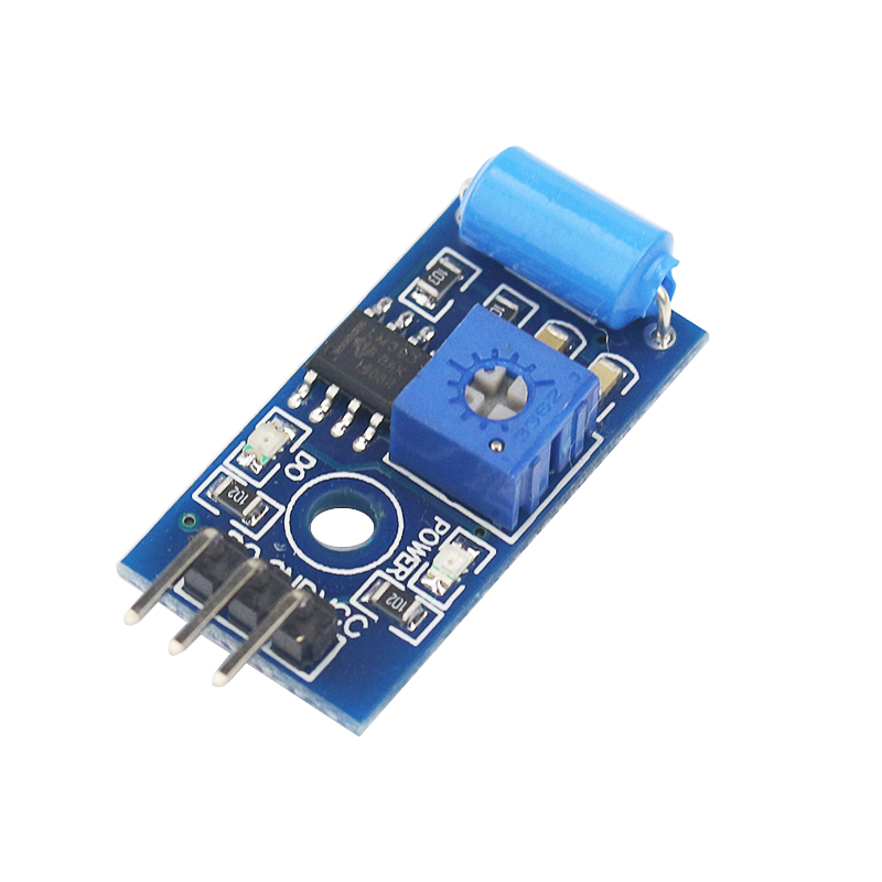 SW-420 Vibration Sensor Module Normally Closed Vibration Switch For Alarm System DIY Smart Vehicle Robot Car