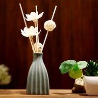 Vine Zhi No Fire Aromatherapy Essential Oils Aromatherapy Set Smoke Free Hotel Room Perfume Fragrance Incense