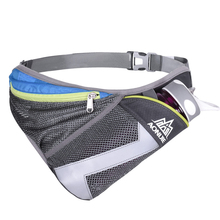 AONIJIE Men Women Lightweight Running Bag Male Female Outdoor Sports Kettle Waist Pack Mobile Phone Bag Hydration Belt Hip Bag