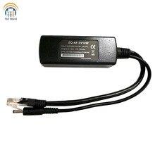 POE splitter PoE tách 1.35x3.5 mét nam kết nối gigabit 802.3af power over ethernet splitter cho 5 v Wanscam không poe thiết bị