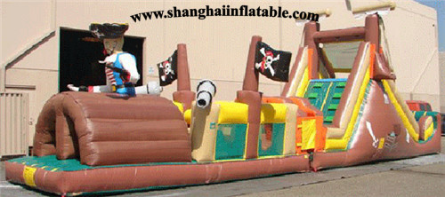 Inflatable Playground obstacle course children amusement park Indoor/outdoor equipment indoor playground equipment for sale jungle cheap small inflatable obstacle course for sale