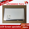 Free shipping New Original for LG 15.6 inch LCD screen display LP156WH3 TLC1  40 pins 1366*768