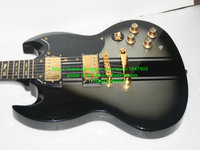 Wholesale Guitars Newest VB Burst Electric Guitar IN Stock High Quality Free Shipping