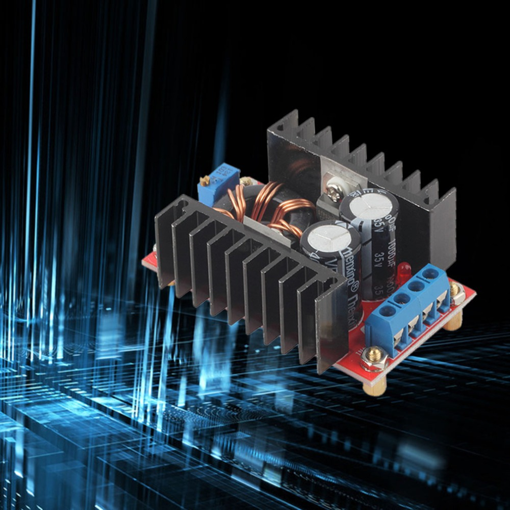 150 W Dc-dc Boost Converter 10-32 V Zu 12-35 V Step Up Ladegerät Power Module Schritt Up Voltage Ladegerät Modul
