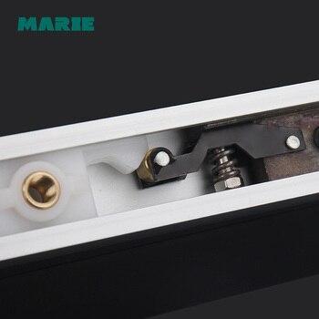 гидравлический доводчик | Автоматический гидравлический алюминиевый Дверной доводчик для закрывания двери