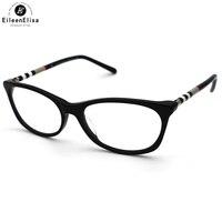 EE Fashion Women Myopia Eye Glasses Frame Cat Eye Optical Glasses Frame Vintage Retro Spectacle Eyewear