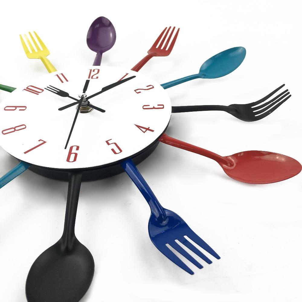 Σχεδιασμός μαχαιροποιίας Ρολόι - Διακόσμηση σπιτιού - Φωτογραφία 3