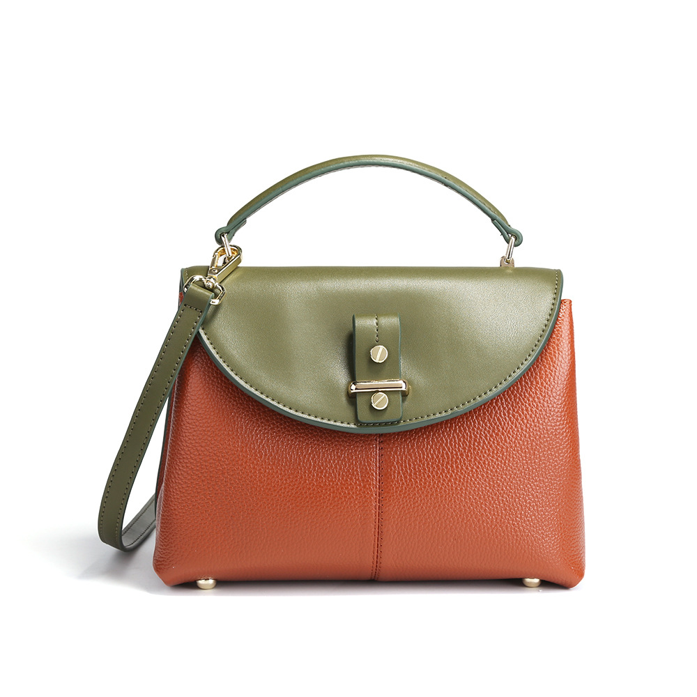 Hign Quality Designer Luxury Brand Real Cow Leather Women HandBags Female Genuine Leather Bags Totes Messenger Bags niuboa real cow leather ladies handbags women genuine leather bags totes embossed flower hign quality designer luxury brand bag