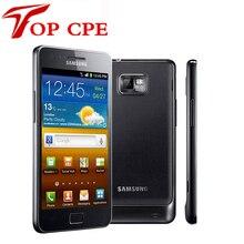 Оригинальный разблокирована samsung galaxy s2 i9100 мобильный телефон ес версия wi-fi Android 8.0MP 4.3 »1 ГБ ОЗУ + 16 Г Rom восстановленное телефон
